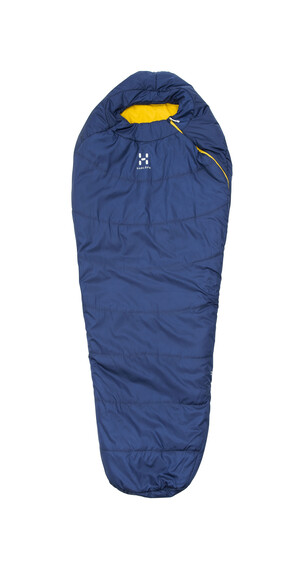 Haglöfs Tarius +1 Sleeping Bag 205cm Hurricane Blue